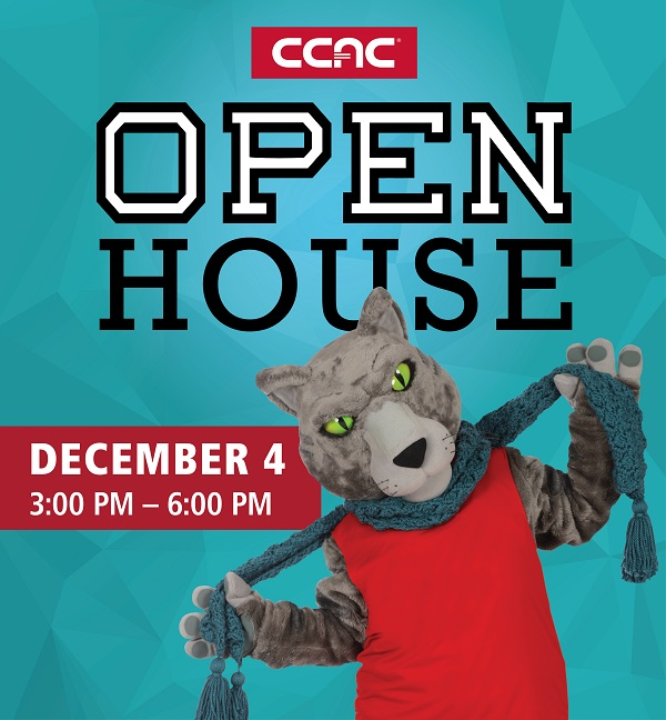 CCAC Open House